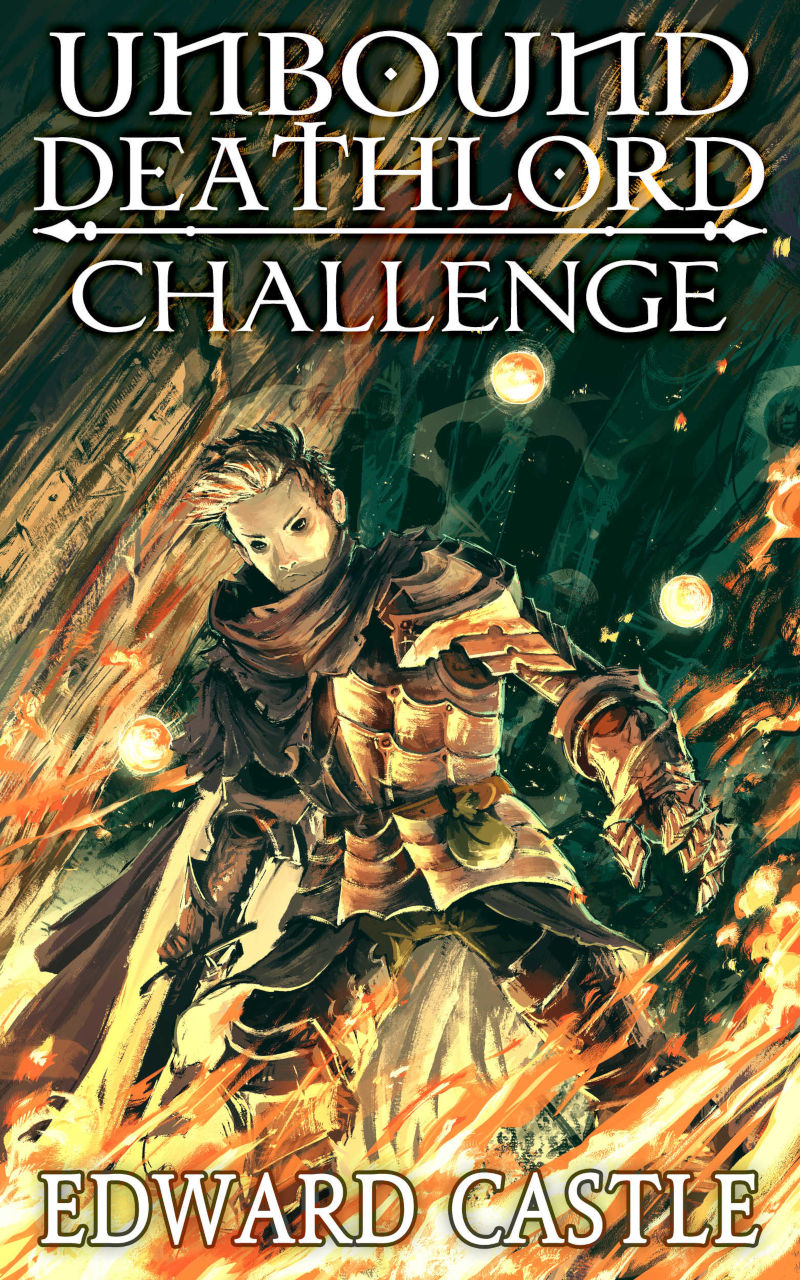 Cover for Unbound Deathlord: Challenge